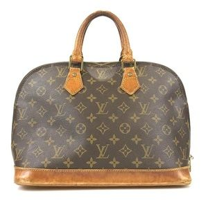 Louis Vuitton Monogram 2WAY handbag Alma M51130